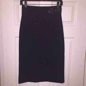 High Waisted Pencil Skirt! Great Condition!!:)